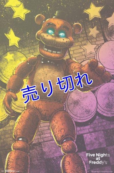 画像1: Five Nights at Freddy's ポスター その1 ※同梱不可 (1)