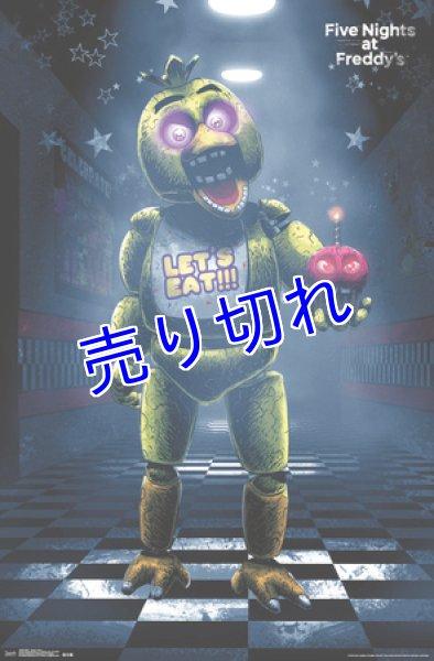 画像1: Five Nights at Freddy's ポスター その2 ※同梱不可 (1)