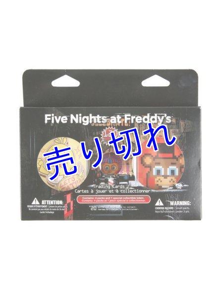 画像1: Five Nights at Freddy's トレーディングカード セット ※説明文必読 (1)