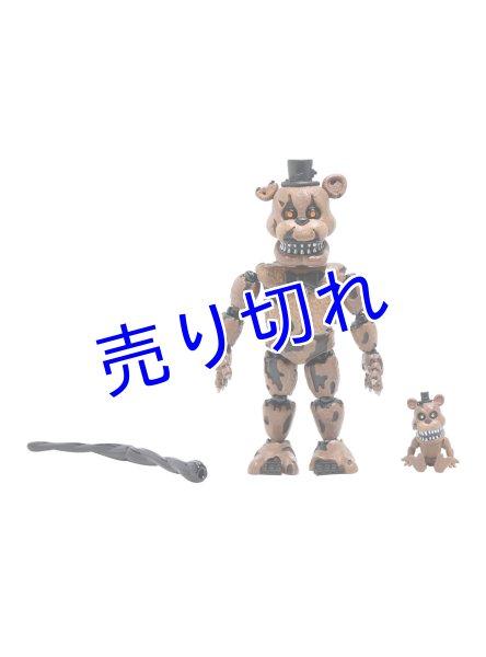 画像1: Five Nights at Freddy's アクションフィギュア(Nightmare Freddy) (1)