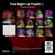画像2: Five Nights at Freddy's 2018 カレンダー(壁掛けタイプ) Lサイズ (2)