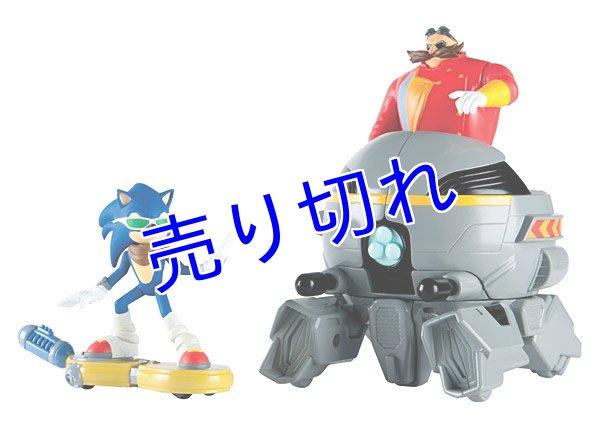 画像1: Sonic おもちゃセット その2 (1)