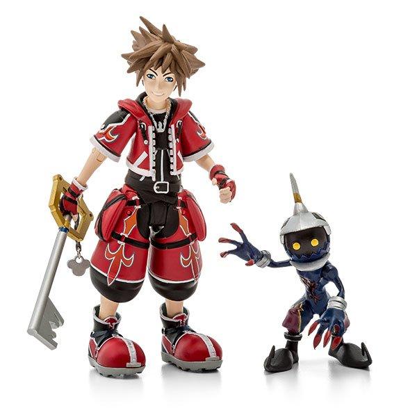 画像1: Kingdom Hearts フィギュアセット その3 (1)