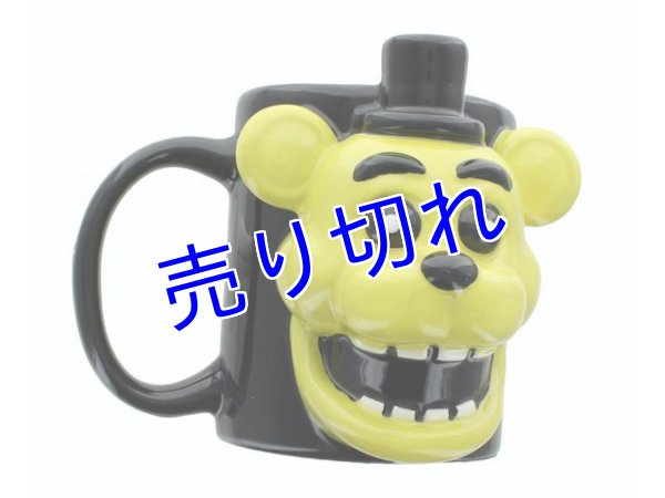 画像1: Five Nights at Freddy's マグカップ その2 (1)