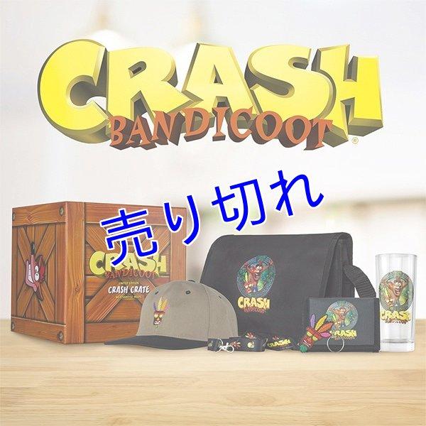 画像1: Crash Bandicoot 6点グッズボックスセット (1)