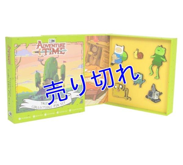 画像1: Adventure Time ピンバッジセット その1 (1)