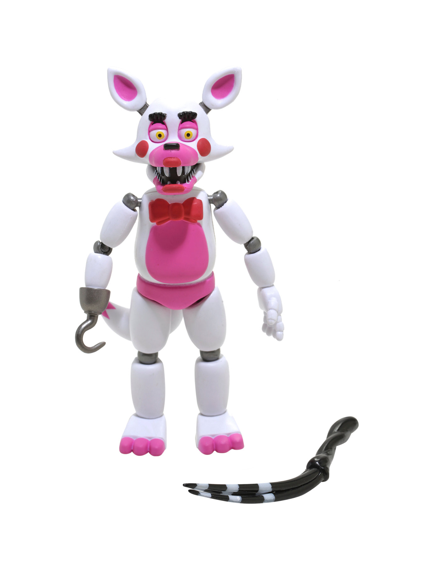 five nights at freddy s アクションフィギュア funtime foxy game
